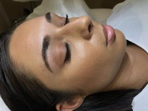 Microblading Process Best Stylist in Boise
